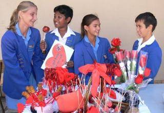 Market Day for Gr 5 - 7 learners (Valentine's Day)Markdag vir gr. 5 - 7-leerders (Valentynsdag)